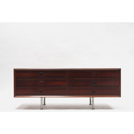 Brouer low Rosewood sideboard
