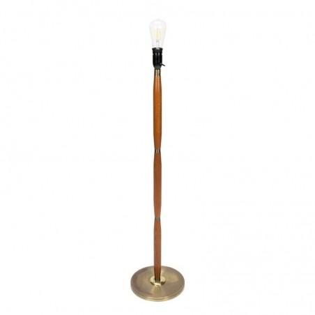 Deense vintage staande lampenvoet