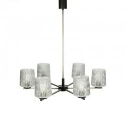 Grote vintage jaren vijftig hanglamp