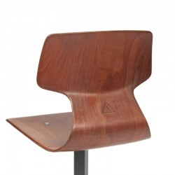 Vintage children's school chair Galvanitas