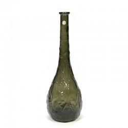 Decoratieve vintage glazen vaas