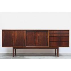 Palissander houten dressoir laag model