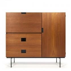 Vintage Pastoe CU01 Japan series cabinet design Cees Braakman