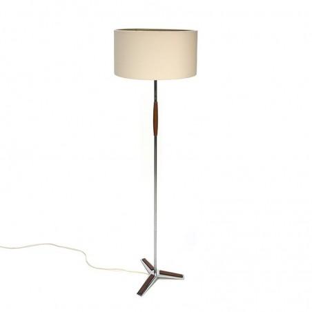 Vintage zestiger jaren staande lamp