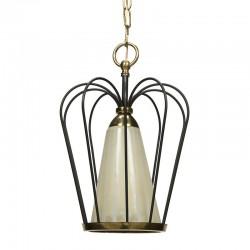 Vintage fifties hanging lamp