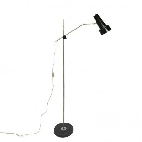 Vintage staande lamp jaren vijftig/ zestig