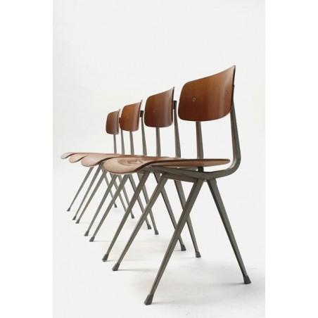 Friso Kramer 4 Result stoelen hout