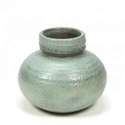 Round shaped vintage Mobach vase