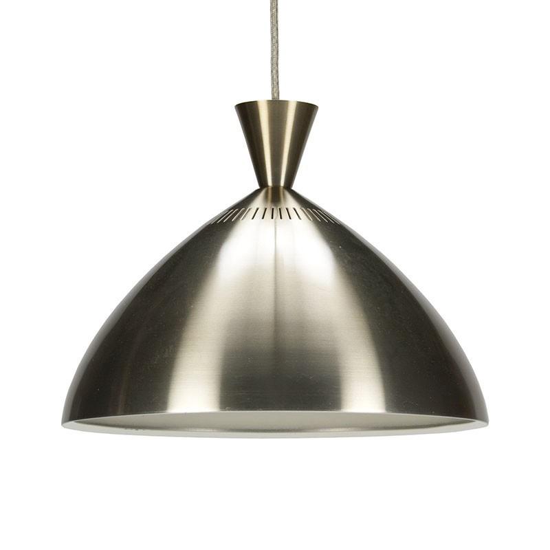 Danish vintage hanging lamp sixties