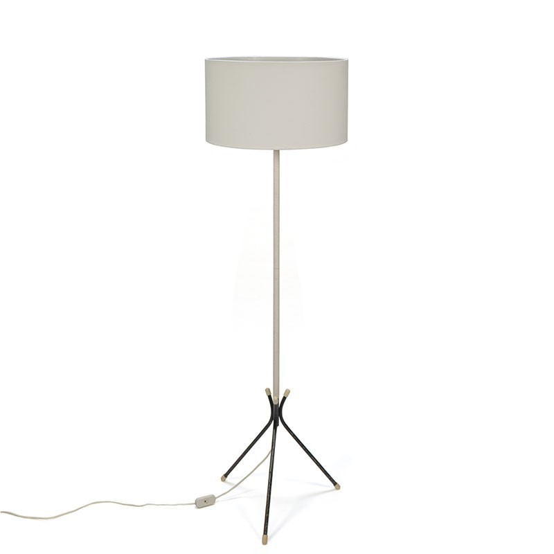 Vintage floor lamp from the fifties