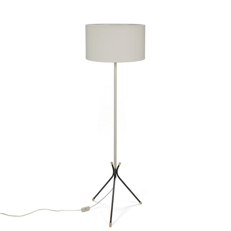 Spiksplinternieuw Vintage staande lamp uit de vijftiger jaren - Retro Studio NQ-57