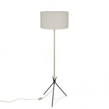 Vintage staande lamp uit de vijftiger jaren