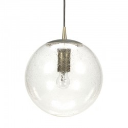 Vintage Peill and Putzler bulb hanging lamp