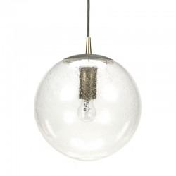 Vintage Peill en Putzler bol hanglamp