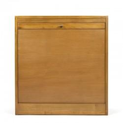 Danish vintage small filing cabinet