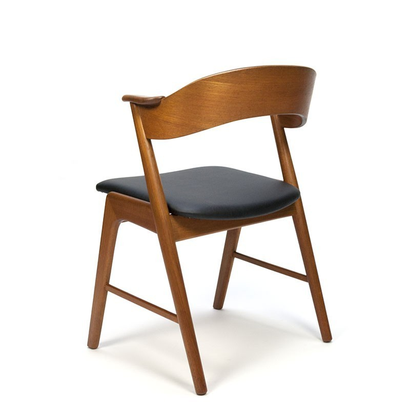 Vintage Danish Chair Design Kai Kristiansen.
