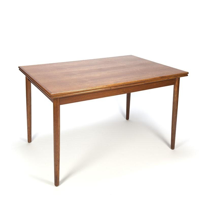 vintage teak furniture. Vintage Teak Danish Extendable Dining Table Vintage Furniture O