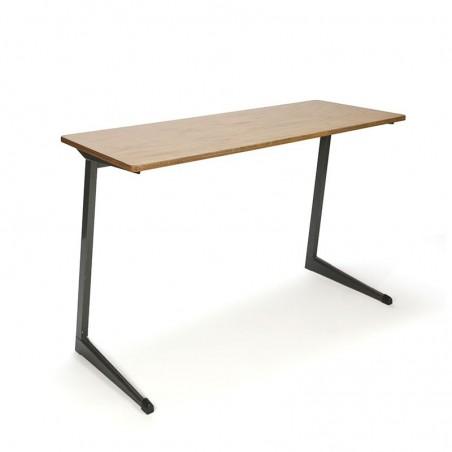 Vintage duo school desk brand Marko