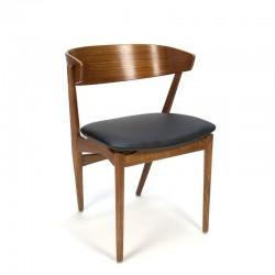 Vintage Sibast nr. 7 design stoel