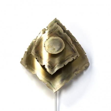 Vintage Deense wandlamp ontwerp Svend Aage Holm Sorensen