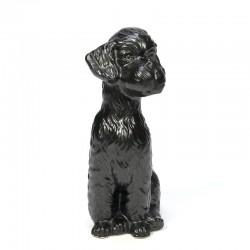 Vintage aardewerk hond merk Jema