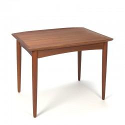 Vintage side table teak from Denmark