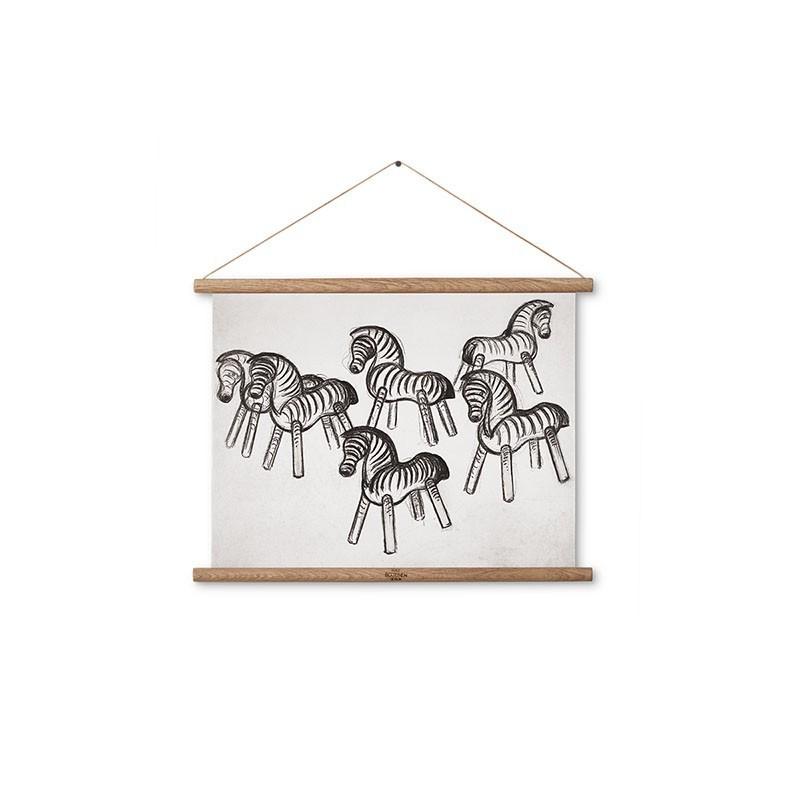 Zebra schets op canvas kay bojesen gallerie retro studio zebra schets op canvas kay bojesen gallerie thecheapjerseys Gallery