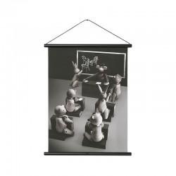 Klaslokaal foto Kay Bojesen Gallerie