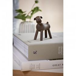 Hond Tim design Kay Bojesen gerookt eiken