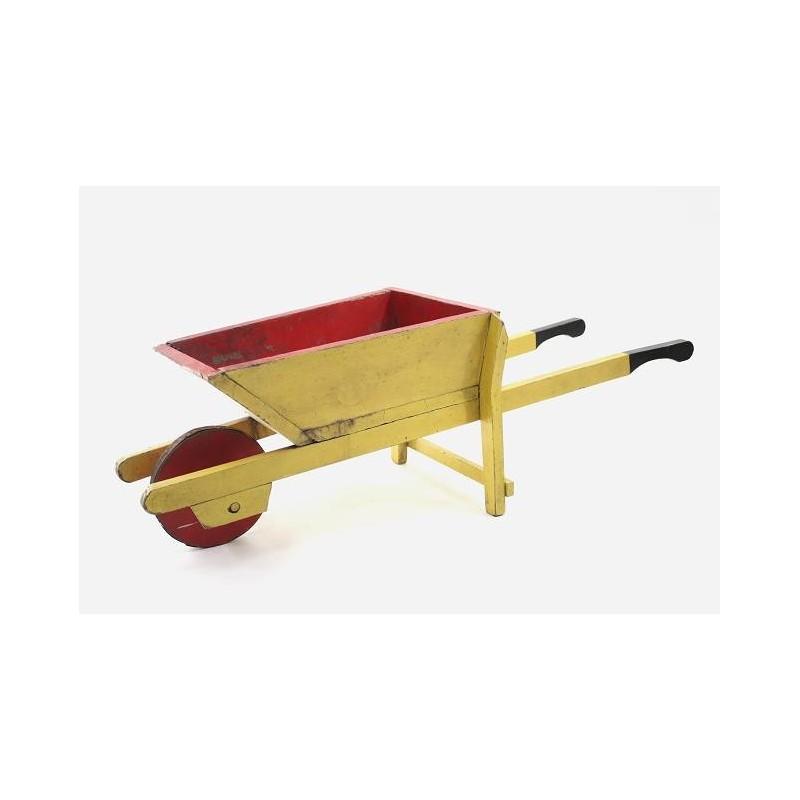 1930's toy wheelbarrow