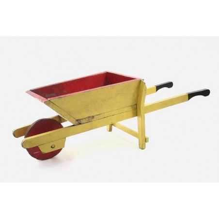 1930's toy wheelbarrow