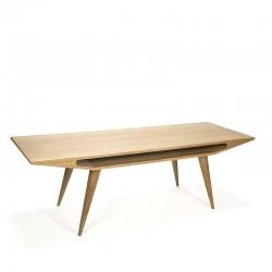 Omann Jun. oak coffee table nr.100
