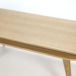Omann Jun. eiken salontafel nr.100