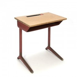 Vintage Marko industrial school desk