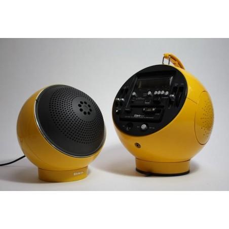 Weltron geel type 2004 incl. speaker