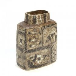 Vintage Royal Copenhagen Aluminia vase 719/3121