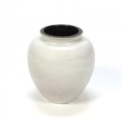 Vintage Mobach vase white no. 018