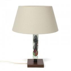 Vintage Fantoni stijl tafellamp