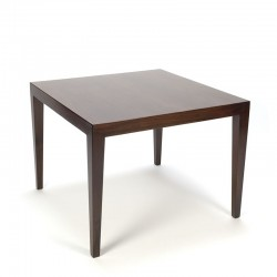 Danish vintage coffee table design Severin Hansen