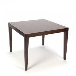 Deense vintage salontafel design Severin Hansen