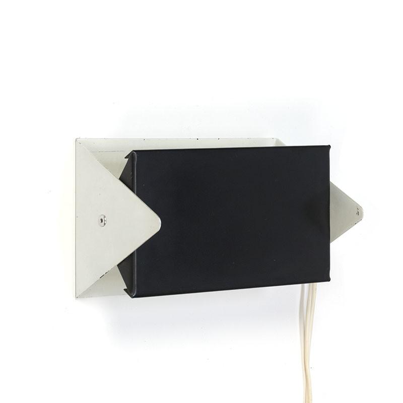 Vintage Anvia wall lamp design J.J.M. Hoogervorst