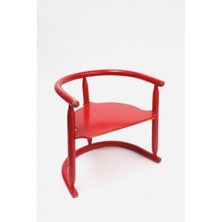 Child's chair by Karin Morbing