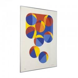 Per Arnoldi large signed lithograph no. 86/100