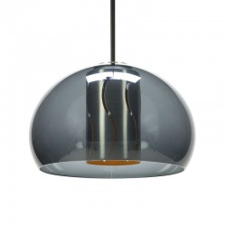 Vintage seventies lamp brand Dijkstra