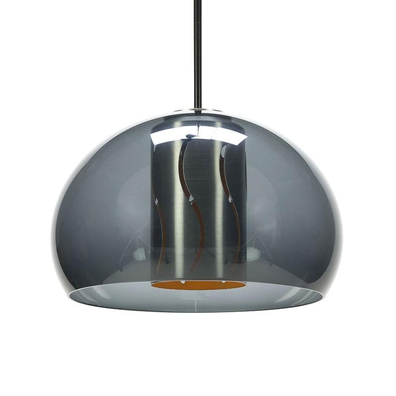 Vintage zeventiger jaren lamp merk Dijkstra