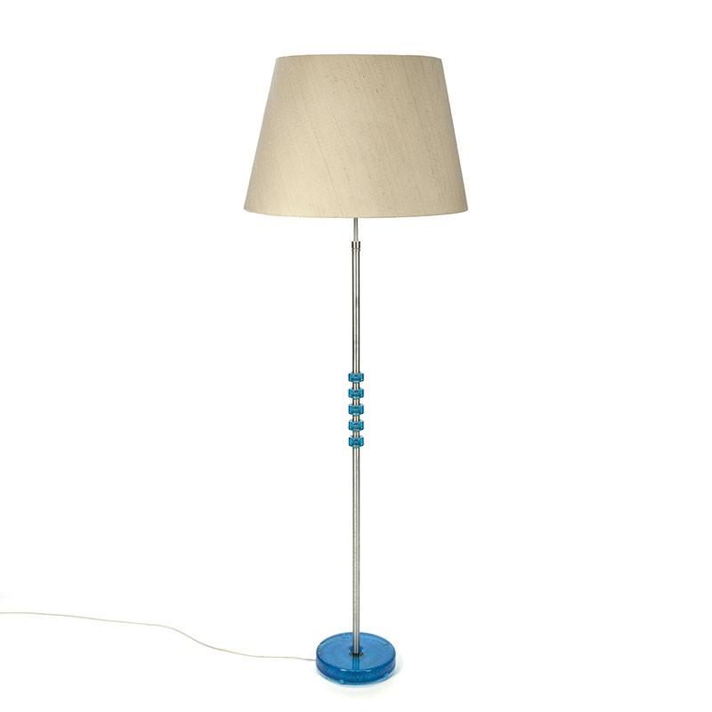Vintage floor lamp design Carl Fagerlund for Orrefors