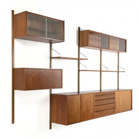 Vintage Royal system design Poul Cadovius