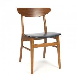 Deense vintage Farstrup stoel model 210