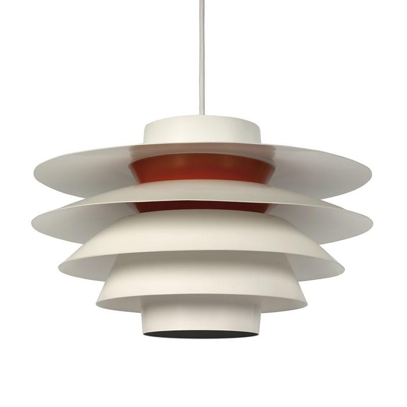 Vintage Verona hanglamp design Svend Middelboe