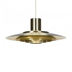 Vintage P376 hanglamp design Fabricius en Kastholm